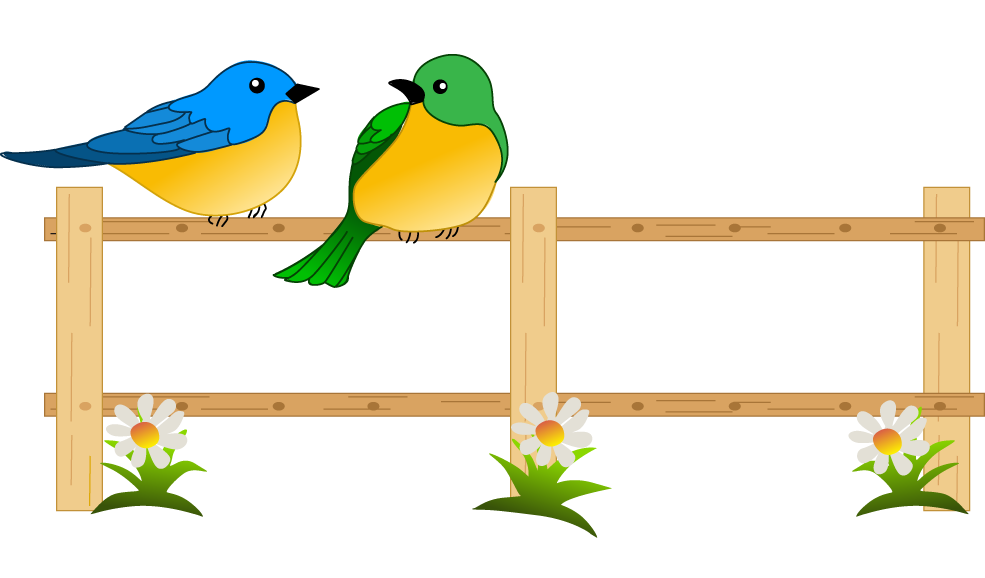 House with fence clipart clip free stock Gardening - ClipArt Best - ClipArt Best | BIRDS ♥ | Pinterest ... clip free stock