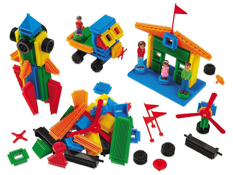 Bristle blocks clipart graphic library download Bristle Builders® - Master Set graphic library download