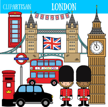 Britigh clipart jpg free download London Clip Art, British Printable jpg free download