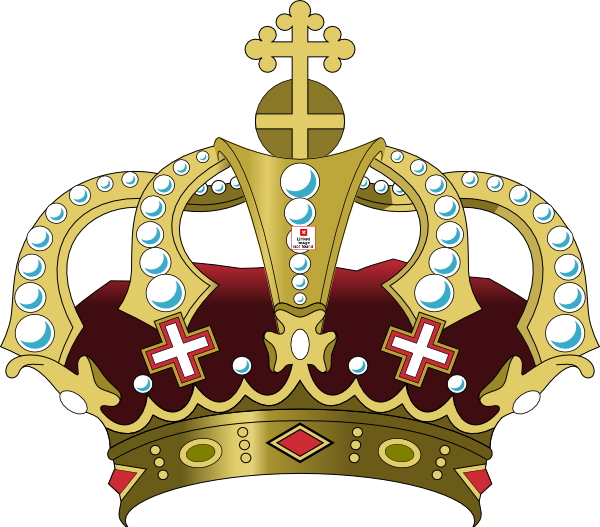 British crown clipart clip art royalty free download Palace Crown 2 Clip Art at Clker.com - vector clip art online ... clip art royalty free download