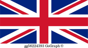 British flag free clipart png royalty free stock Union Jack Flag Clip Art - Royalty Free - GoGraph png royalty free stock