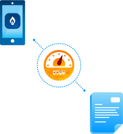 British gas logo clipart banner transparent library How to compare energy providers before switching banner transparent library