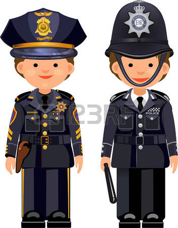 265 British Policeman Stock Illustrations, Cliparts And Royalty ... svg library download