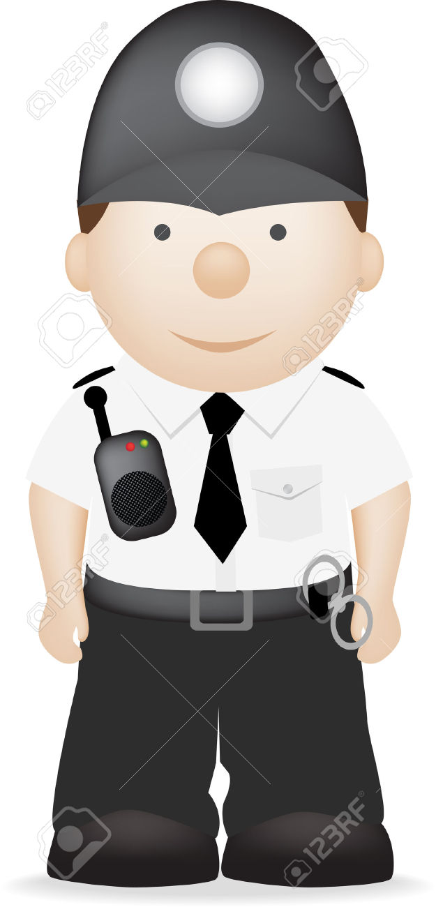 British police man clip art - ClipartFest graphic library stock