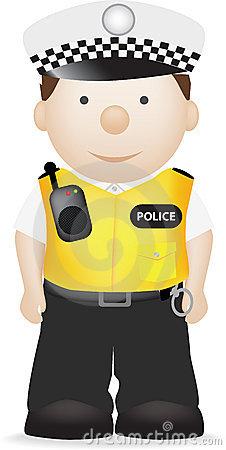British police clipart image British police man clip art - ClipartFest image