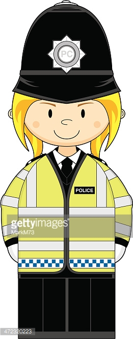 British Policeman Clip Art Vector Art | Getty Images vector library library