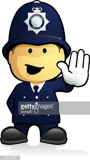 Clipart british policeman