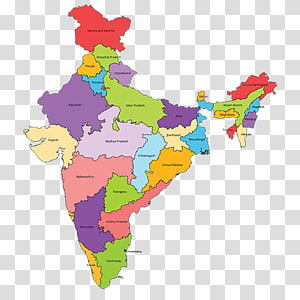 British raj clipart png library library States and territories of India Map Indian independence movement ... png library library