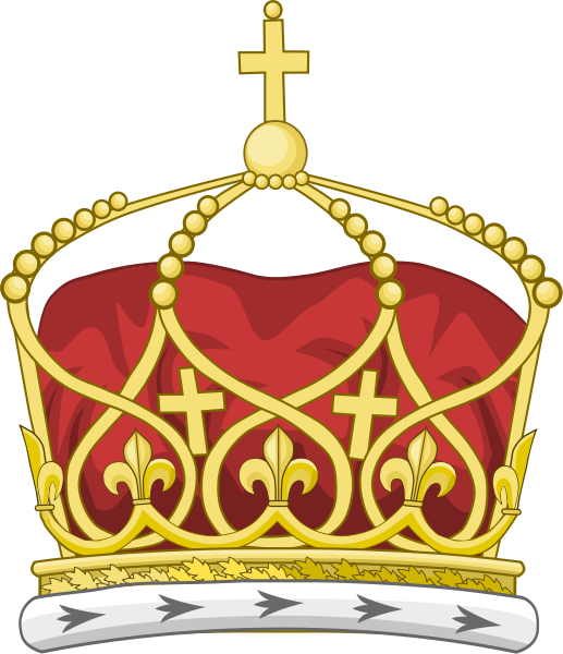 Emperor crown clipart png download Royal Crown of Tonga | Heraldy & Symbols | Pinterest png download