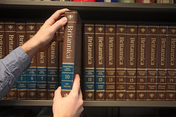 Brittanica encyclopedia clipart