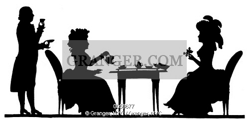 Bro frau clipart png free library Image of HELENE Von BREUNING. - Teatime With Frau Helene Von ... png free library