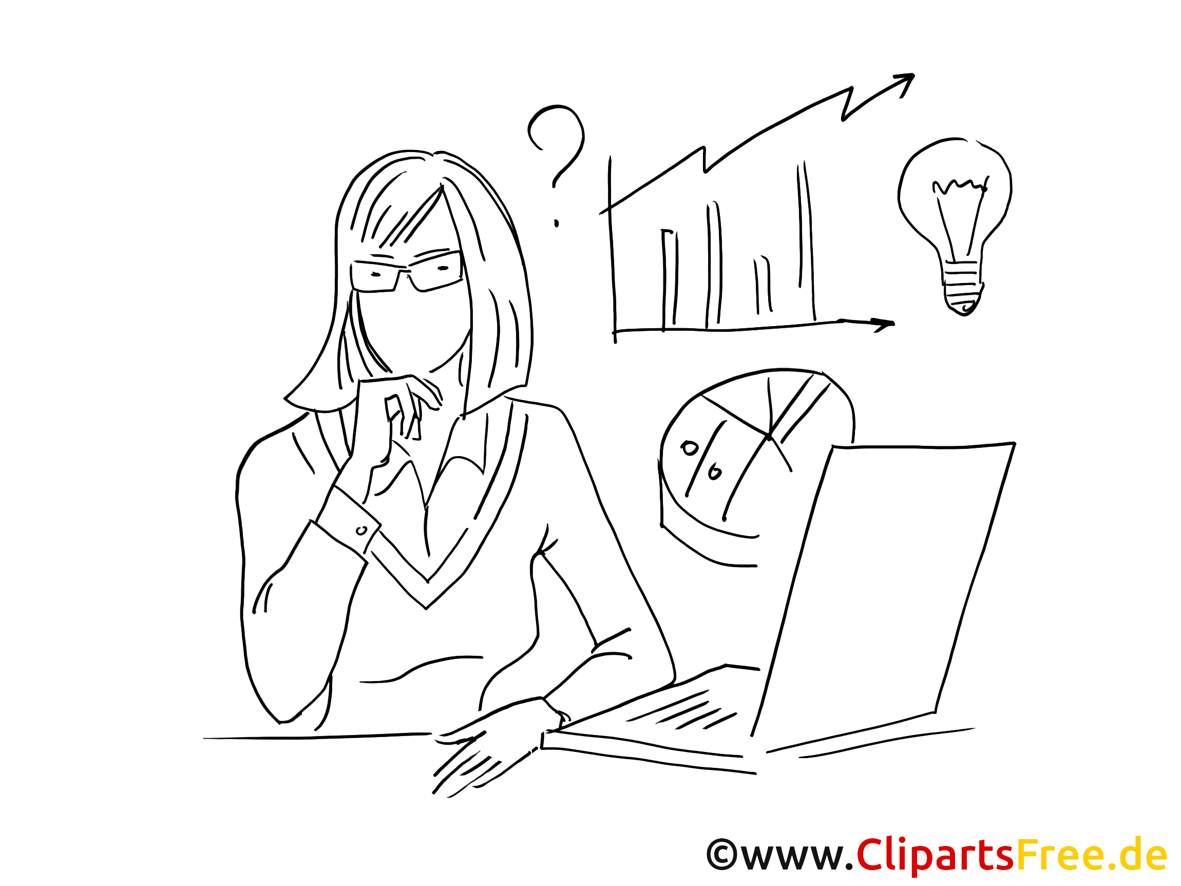 Bro frau clipart png freeuse stock Büro frau clipart - ClipartFest png freeuse stock