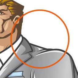Broad clipart svg transparent Free Broad Shoulders Cliparts, Download Free Clip Art, Free Clip Art ... svg transparent