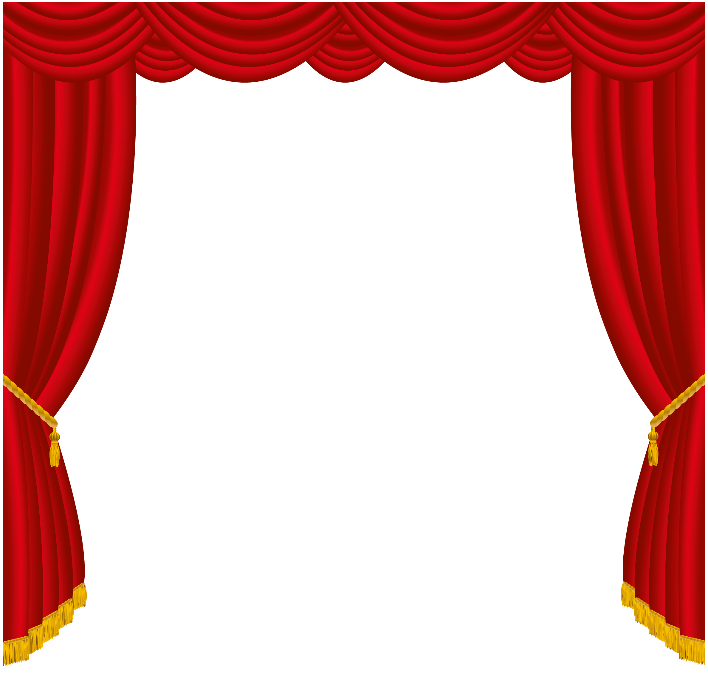 Broadway star clipart svg download Transparent Red Curtains Decor PNG Clipart | Gallery Yopriceville ... svg download
