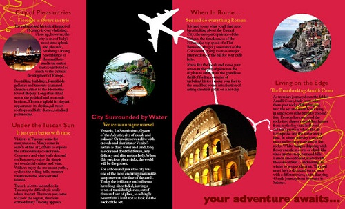 Clipartfest travel . Brochure examples