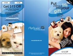 Brochure examples image Brochure Samples - Examples of Brochure Printing image