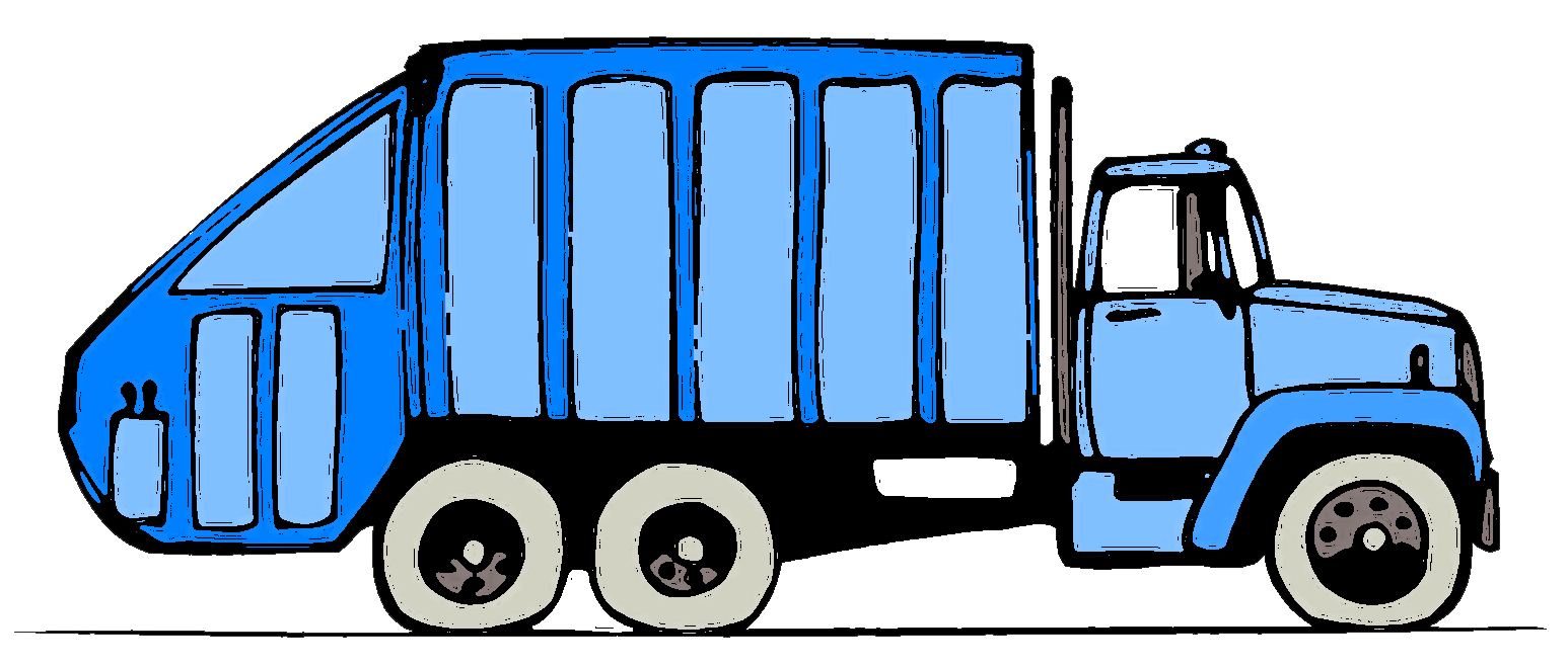 Cat dump truck clipart graphic transparent stock Garbage Truck Clipart & Garbage Truck Clip Art Images - ClipartALL ... graphic transparent stock