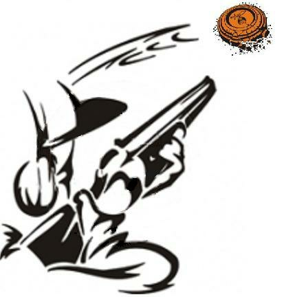 Clay target clipart - ClipartFest freeuse library