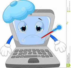 Broken computer clipart free svg free download Broken Laptop Clipart | Free Images at Clker.com - vector clip art ... svg free download