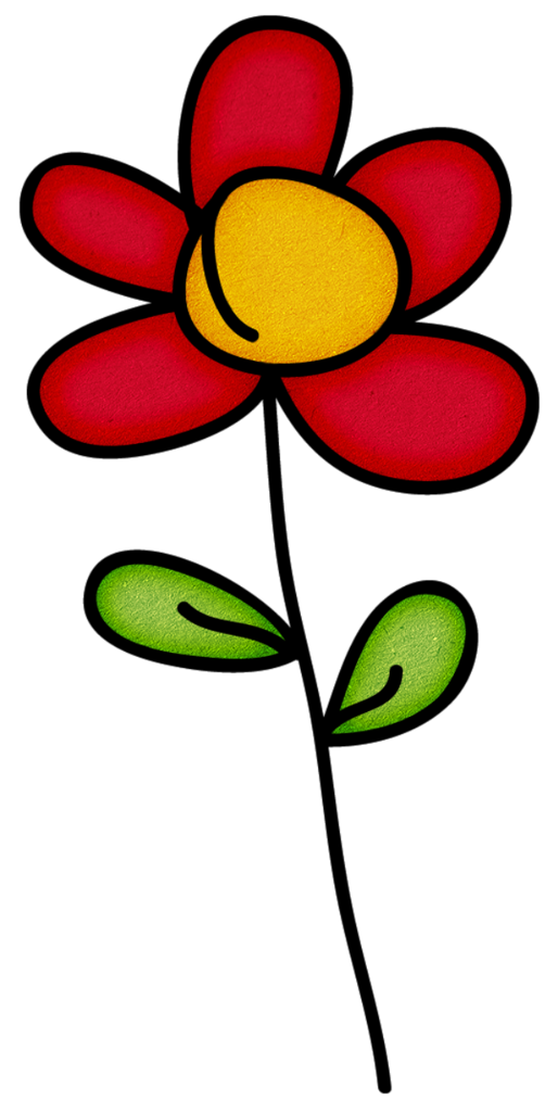 Whimsical flower clipart png royalty free JFIAL_Doodle_13.png | Pinterest | Doodles, Flower and Rock painting png royalty free