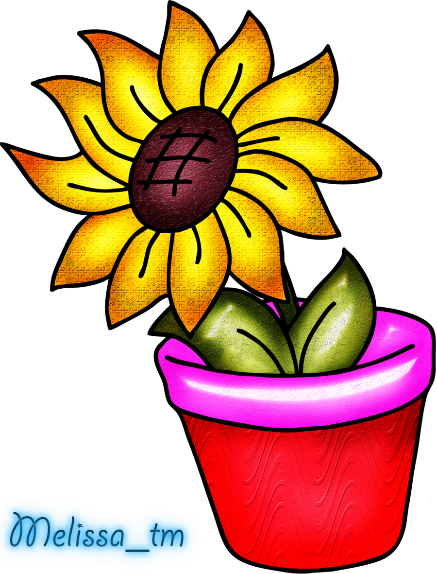 28+ Collection of Flower In Vase Clipart | High quality, free ... svg download