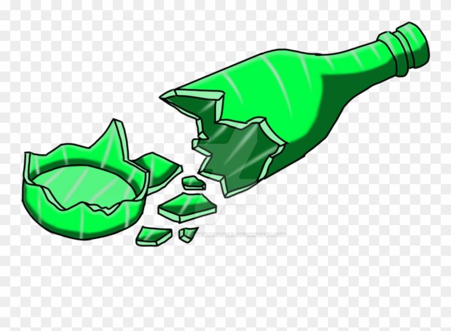 Broken glass clipart vector freeuse library Glass Clip Art - Broken Glass Bottle Drawing - Png Download (#779784 ... vector freeuse library