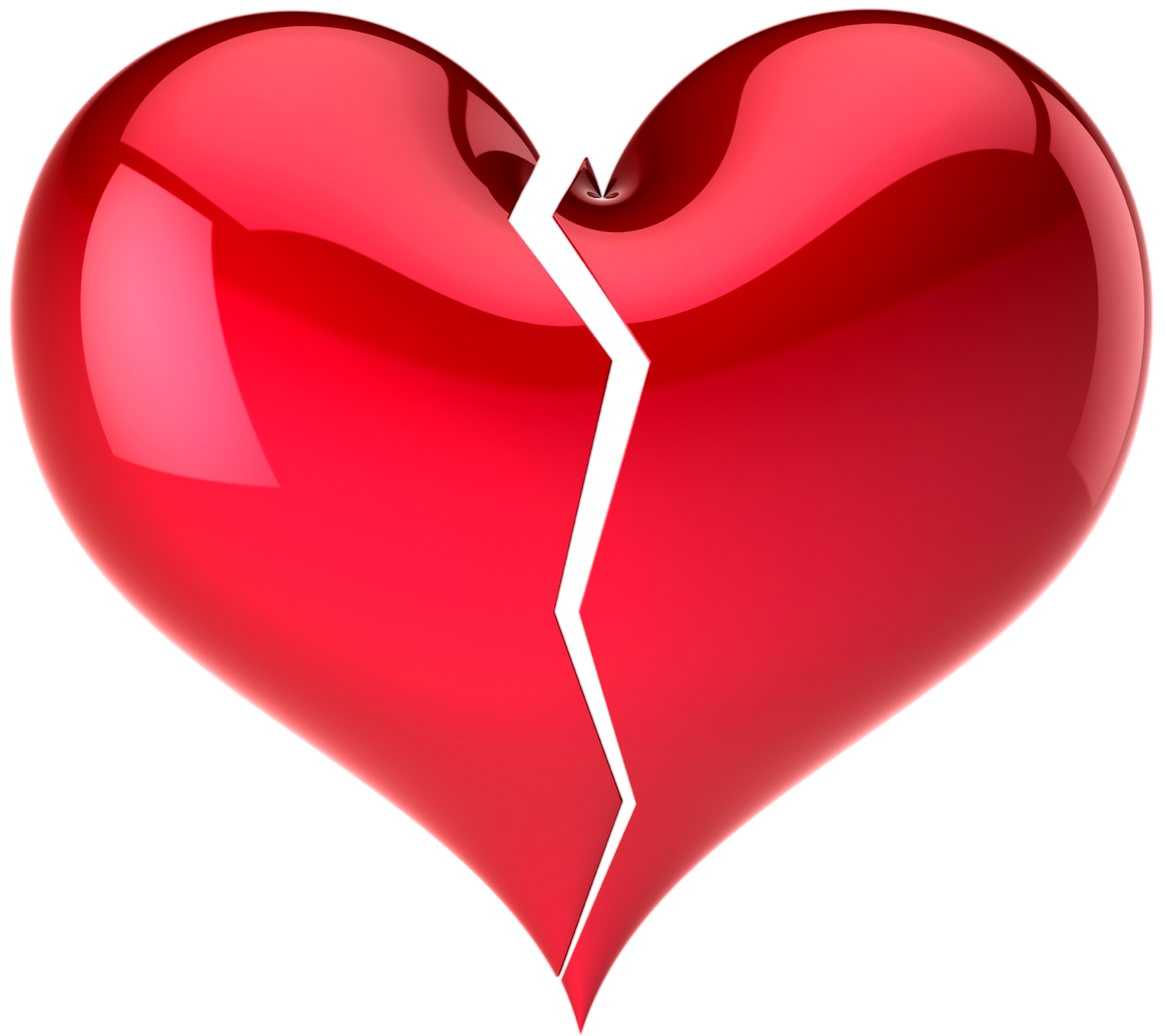 Heart broken clipart picture free Broken Heart Png Image picture free