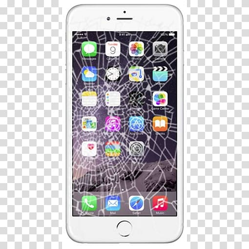 Broken iphone battery clipart svg IPhone 4S iPhone 6s Plus iPhone 5c, broken screen phone transparent ... svg