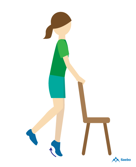 Broken leg rehab clipart svg royalty free download Get Back On Your Feet with Exercises for Foot Drop   Saebo svg royalty free download