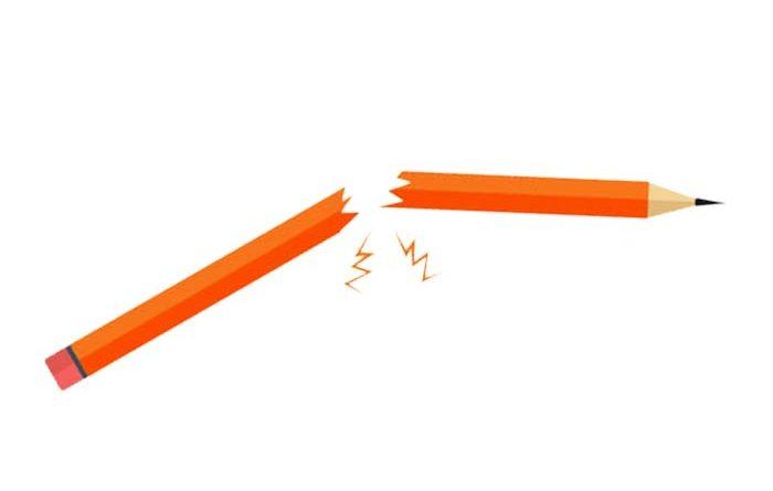 Broken pencil clipart clip download Broken Pencil Clipart - Clipart1001 - Free Cliparts clip download