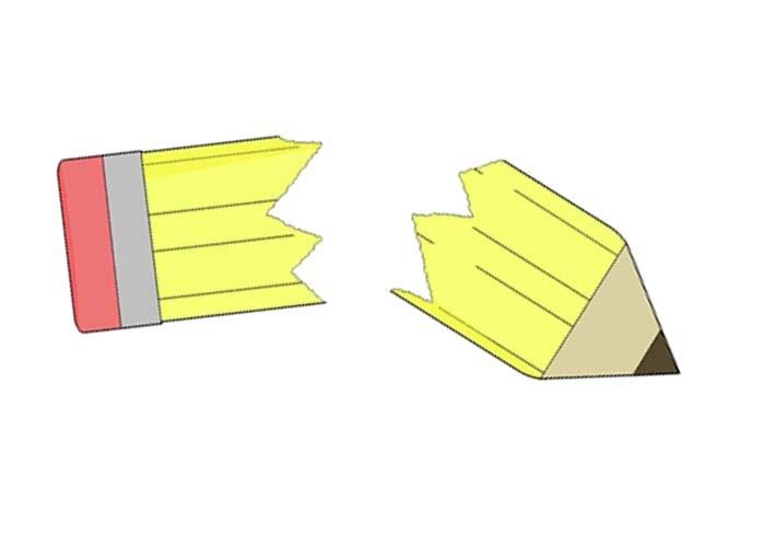 Broken pencil clipart free stock Broken pencil clipart 5 » Clipart Portal free stock