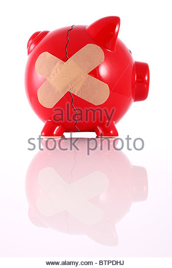 Broken piggy bank clipart father graphic royalty free library Money Box Broken Stock Photos & Money Box Broken Stock Images - Alamy graphic royalty free library