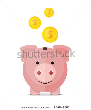 Broken piggy bank clipart father free clipart free stock Piggy-bank Stock Photos, Royalty-Free Images & Vectors - Shutterstock clipart free stock