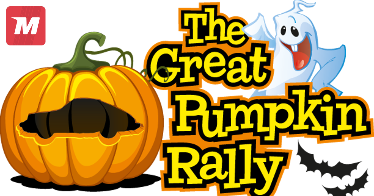 The great pumpkin clipart royalty free library The Great Pumpkin Rally info on Oct 20, 2018 (547056 ... royalty free library