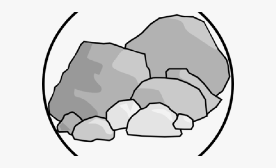 Clipart boulders clipart royalty free Boulders Clipart Broken Rock - Clipart Rocks, Cliparts & Cartoons ... clipart royalty free
