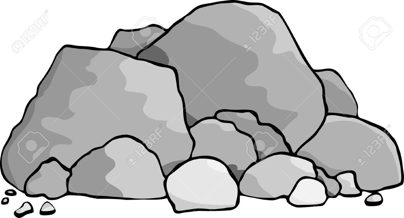 Broken rock clipart clip free Cartoon Rock Clipart | Free download best Cartoon Rock Clipart on ... clip free