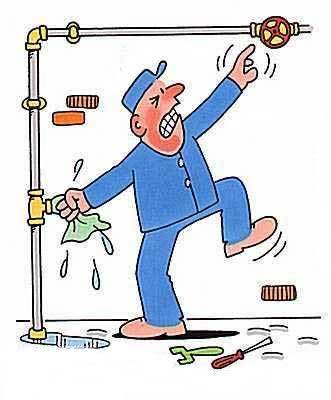 Broken water pipe clipart stock 10 Signs You Have A Water Line Leak | My Georgia Plumber\'s Blog stock