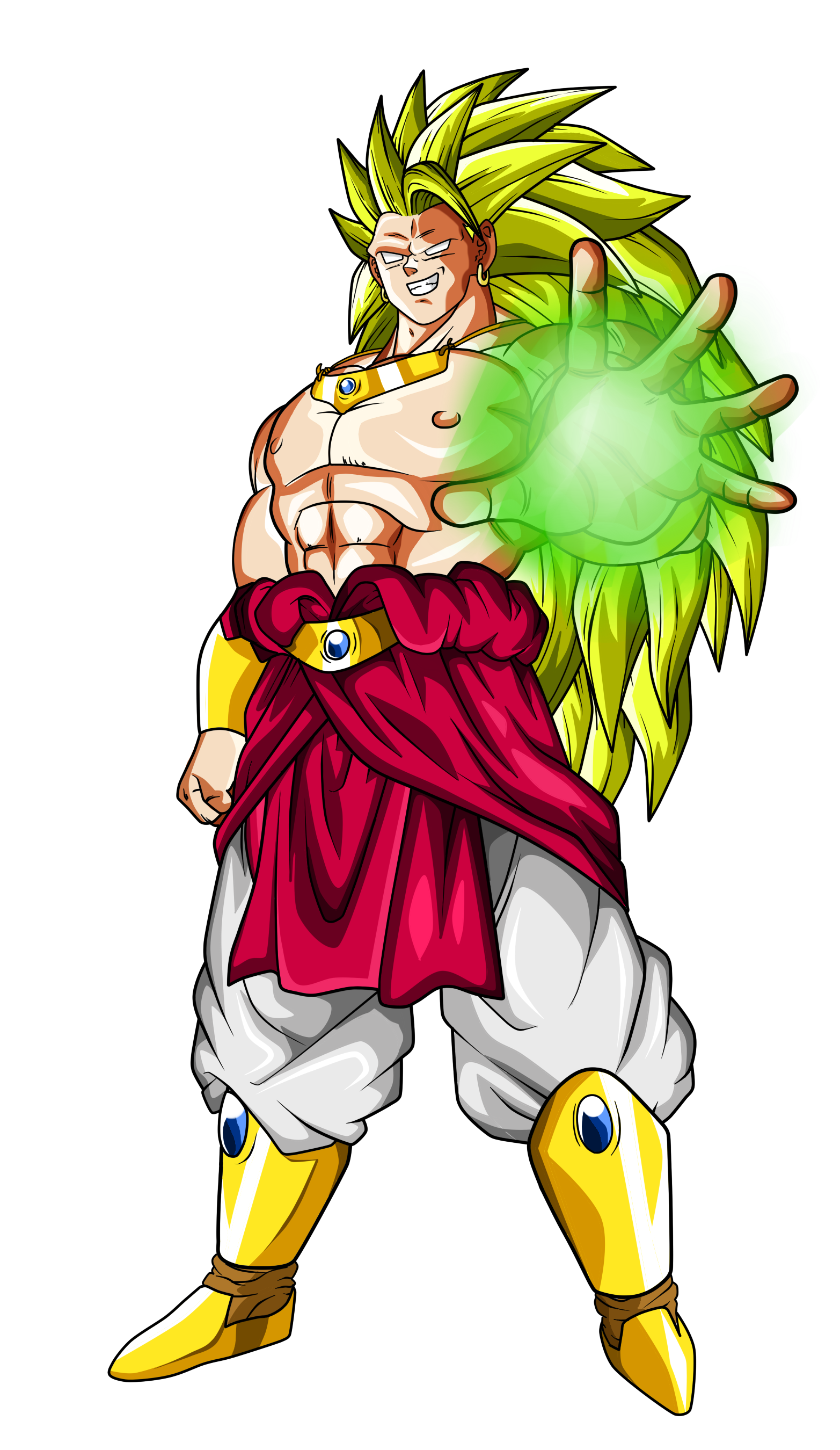 Broly clipart transparent stock Download Free Dragon Ball Broly Clipart ICON favicon   FreePNGImg transparent stock