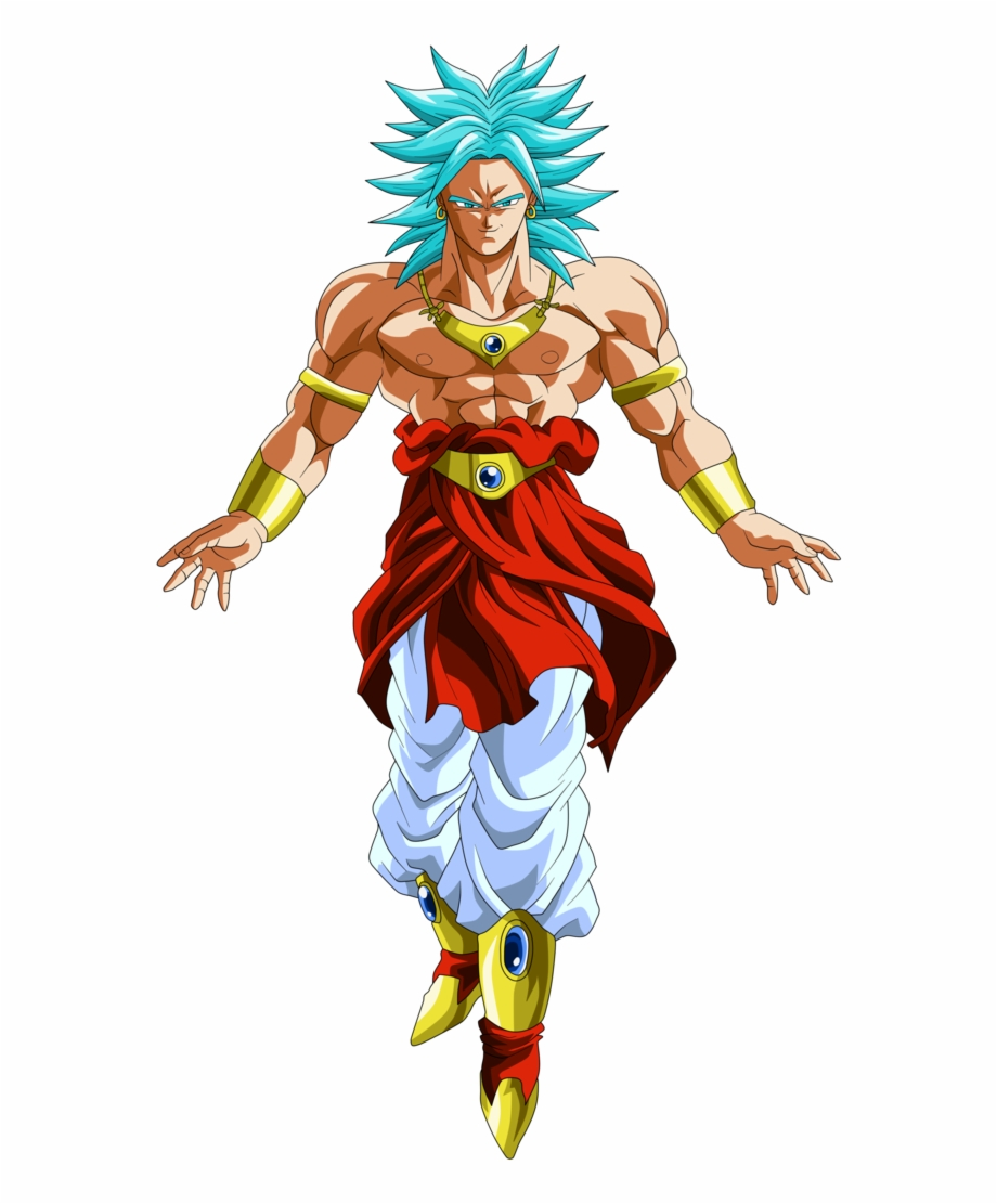 Dragon ball super broly clipart png transparent Saiyan Blue Broly , - Dragon Ball Super Broly Cosplay Free PNG ... png transparent