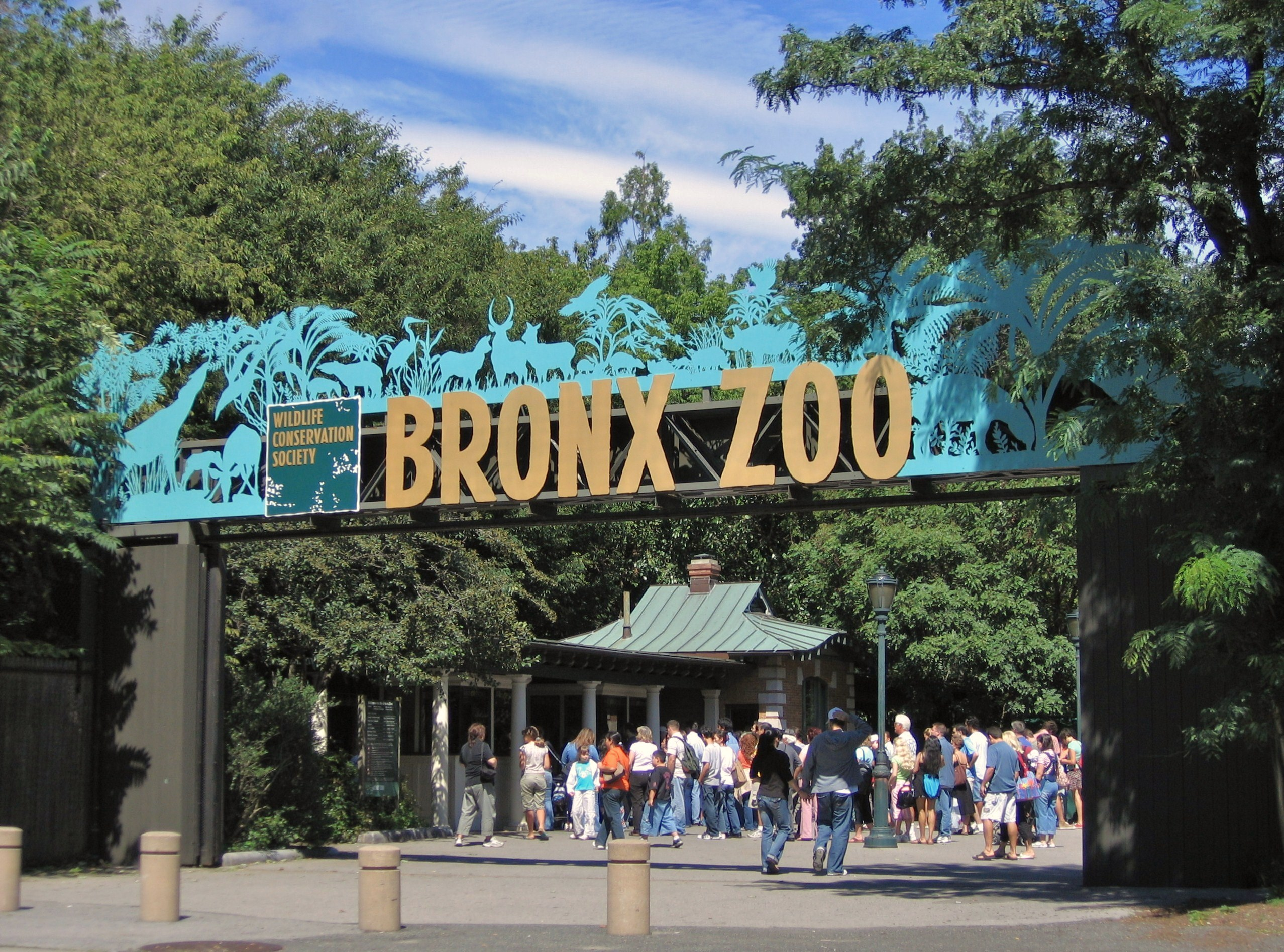 Bronx zoo clipart clip art free stock The Bronx Zoo | All Tickets Inc. clip art free stock