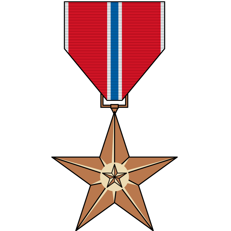 Clipart army bronze star svg royalty free library MilArt.com: Miscellaneous Images svg royalty free library