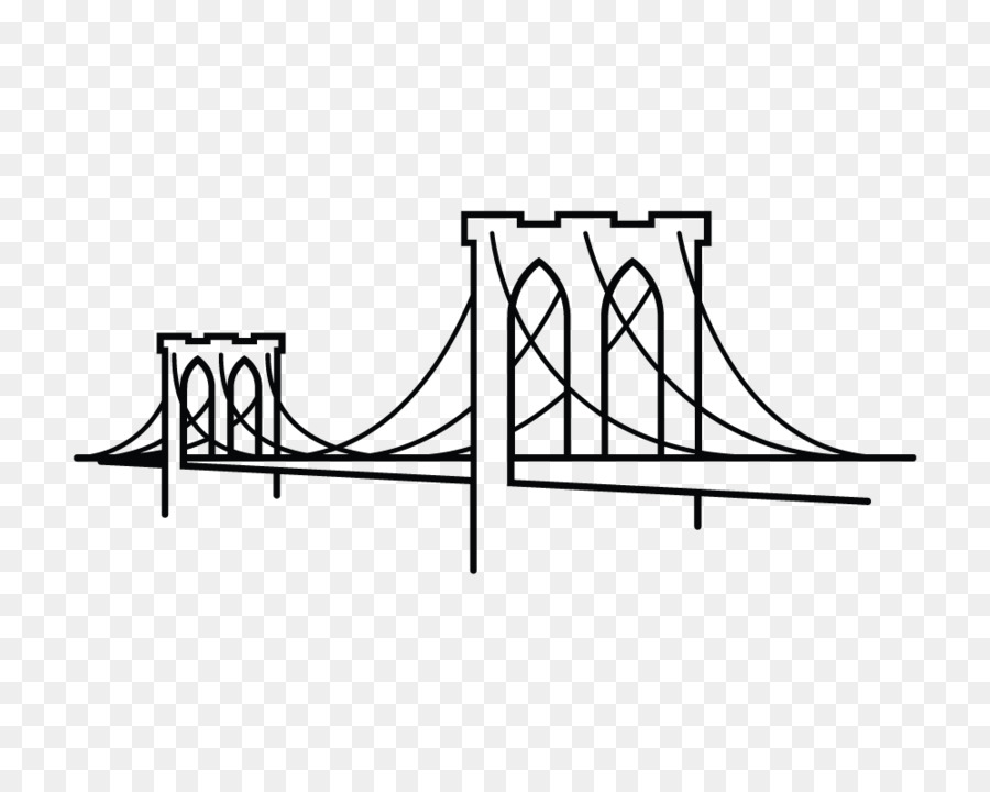 Brooklyn bridge clipart clip art royalty free library Book Black And White clipart - Drawing, Pencil, White, transparent ... clip art royalty free library