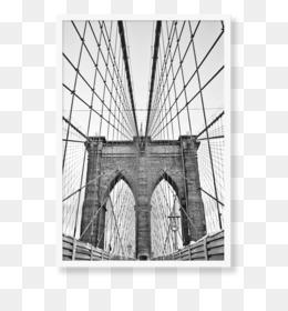 Brooklyn bridge park clipart picture black and white Brooklyn Bridge Park PNG and Brooklyn Bridge Park Transparent ... picture black and white