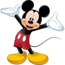 Miki maus clipart clipart Mickey Mouse - Wikipedia clipart