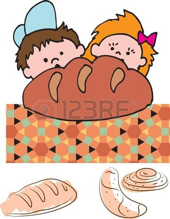 Brot backen clipart transparent library Brot Backen Lizenzfreie Vektorgrafiken Kaufen: 123RF transparent library
