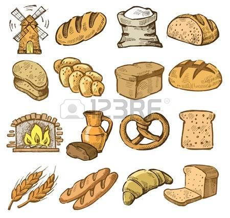 Brot backen clipart clip stock Brot Backen Lizenzfreie Vektorgrafiken Kaufen: 123RF clip stock