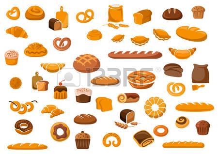 Brot backen clipart free Brot Backen Lizenzfreie Vektorgrafiken Kaufen: 123RF free