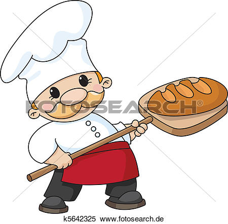 Brot backen clipart clip art royalty free library Bäcker Clip Art Illustrationen. 44.898 bäcker Clipart EPS Vektor ... clip art royalty free library