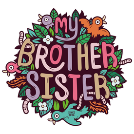Brother and sister unity clipart svg library download My Brother Sister | The purpose of life is know, understand & be ... svg library download