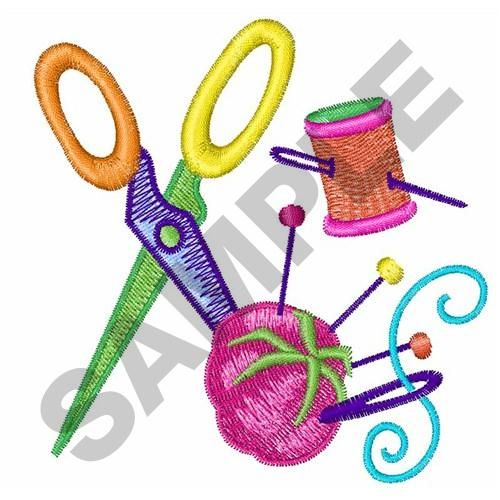 Brother clipart for embroidery